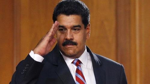 Tổng thống Venezuela Nicolas Maduro. Ảnh: Reuters