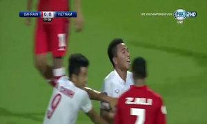 Tuyệt phẩm của Trần Thành ở tứ kết giải U19 châu Á