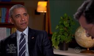 Học tiếng Anh: Obama phỏng vấn xin việc sau khi rời Nhà Trắng