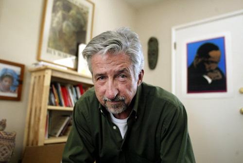 Tom Hayden, nhà hoạt động phản chiến nổi tiếng những năm 1960. Ảnh: NewYorkTimes
