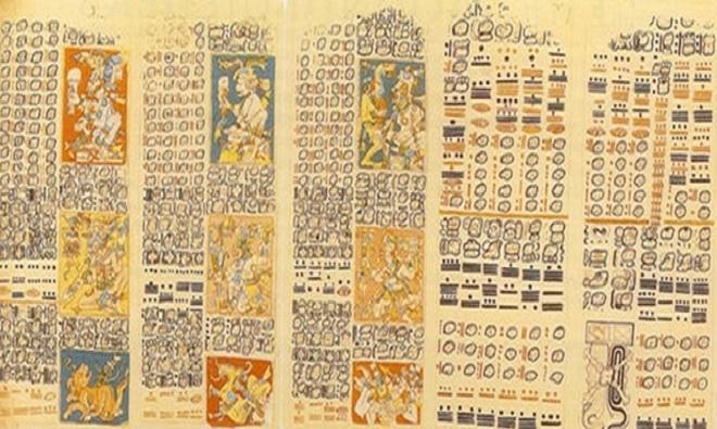 10 cổ thư ẩn chứa thông điệp khó giải mã