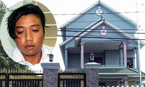 36 giờ của nghi phạm giết hai mẹ con trong biệt thự
