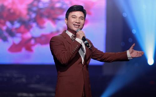 Ca sỹ Quang Linh.