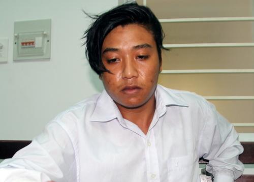 Châu Minh Nhân đã hóa trang, tắt nguồn camera để leo lầu cướp tổ yến trong nhà nạn nhân.