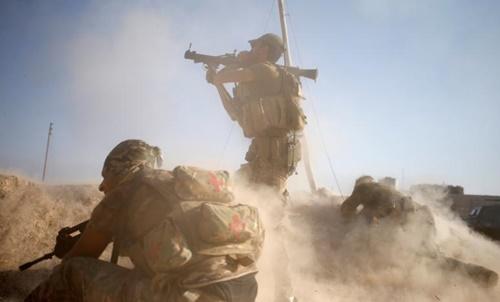 hon-40000-binh-si-tham-gia-chien-dich-giai-phong-mosul