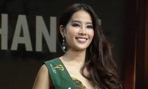 'Nam Em trượt Top 4 Hoa hậu Trái đất do phiên dịch sai'