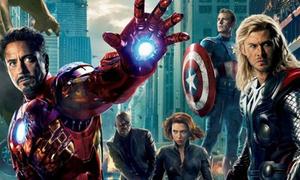 10 bom tấn hay nhất của Marvel