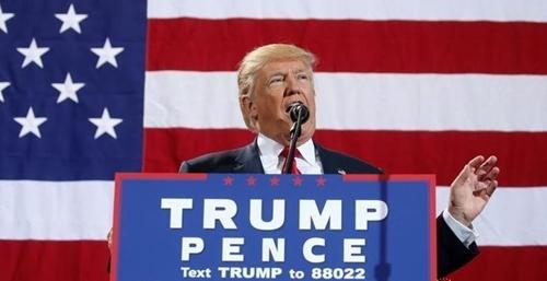 Ông Trump từng đe dọa sẽ rút khỏi Hiệp định chống biến đổi khí hậu toàn cầu nếu được bầu làm tổng thống Mỹ. Ảnh: Reuters.
