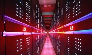Trung Quốc chế tạo siêu máy tính nhanh nhất thế giới