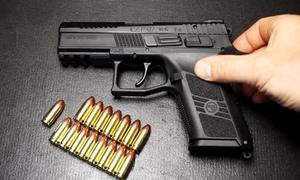 Gần 100 súng quân dụng TP HCM tịch thu là loại gì?