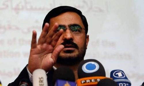 Công tố viên trưởng Saeed Mortazavi là đồng minh thân cận của cựu tổng thống Iran Mahmoud Ahmadinejad. Ảnh: AP