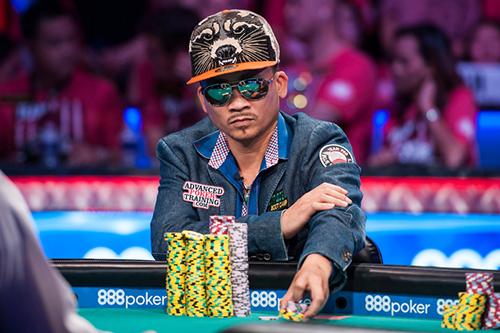 Nguyen, 39 tuổi, đã đánh bại tay chơi chuyên nghiệp đến từ San FranciscoGordon Vayosau cuộc đối đầu kéo dài 9 giờ sáng qua
