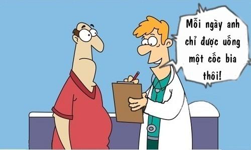 Bác sĩ choáng váng trước câu trả lời của bệnh nhân