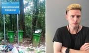 Anh Tây chê ý thức vệ sinh ở Việt Nam nóng nhất mạng XH trong ngày
