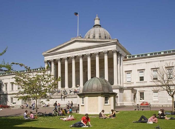 10 đại học hàng đầu Anh Quốc