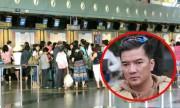 Đàm Vĩnh Hưng nổi giận vì mất ghế VIP khi đến sân bay trễ 5 phút