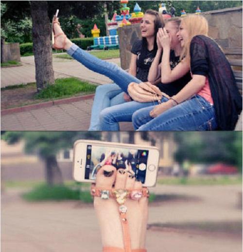 Bí quyết để có một bức ảnh đẹp.