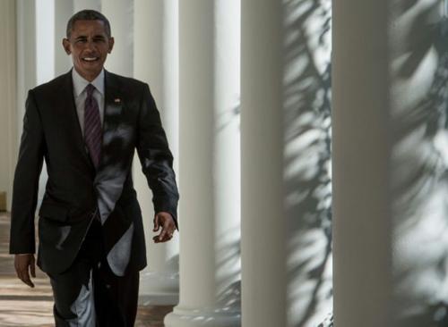 Ông Obamađảm bảo sẽchuyểngiao quyền lực suôn sẻ cho ông Trump. Ảnh: AFP