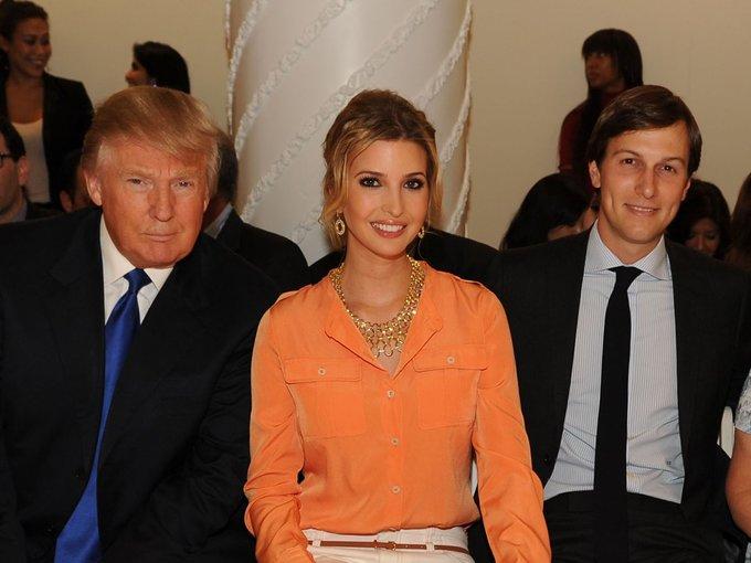 Chàng rể giỏi kiếm tiền kiêm cố vấn tin cậy của Donald Trump