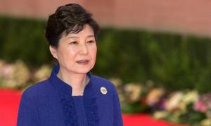 Tổng thống Hàn bác tin phẫu thuật thẩm mỹ khi phà Sewol chìm