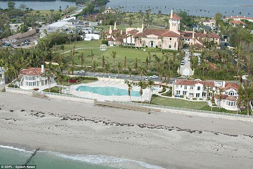 biệt thự tạiPalm Beach, Florida