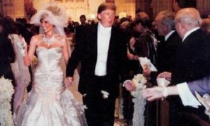 Đám cưới triệu đô của tỷ phú Trump và siêu mẫu Melania 11 năm trước