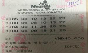 'Giải mã vé số 71 tỉ mua ngày 10 nhưng trúng ngày 13' nóng trên Vitalk