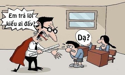 Học trò ăn điểm kém vì trả lời quá đúng -  ngày 20/11, ngày nhà giáo Việt Nam, truyện cười ngày 20/11