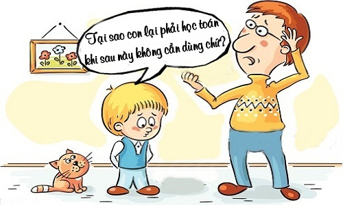 Tầm quan trọng của toán học với một người đàn ông -  ngày 20/11, ngày nhà giáo Việt Nam, truyện cười ngày 20/11