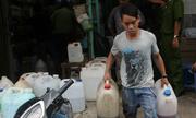Gắn camera giám sát buôn hóa chất ở chợ 'tử thần' Kim Biên