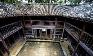 Kiến trúc độc đáo của dinh nhà Vương trên cao nguyên đá