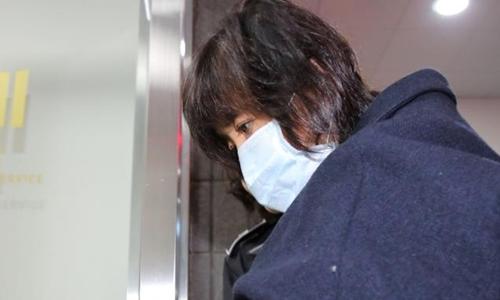 Choi Soon-sil, bạn thân của Tổng thống Hàn Quốc Park Geun-hye. Ảnh: Reuters.