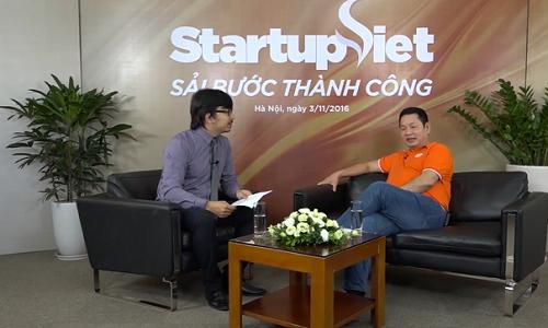 Ông Trương Gia Bình chia sẻ bí quyết để Startup Việt sải bước thành công