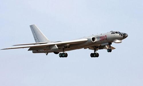 Máy bay ném bom H-6 Trung Quốc. Ảnh: Miltary Today.