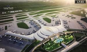 9 phương án kiến trúc sân bay Long Thành