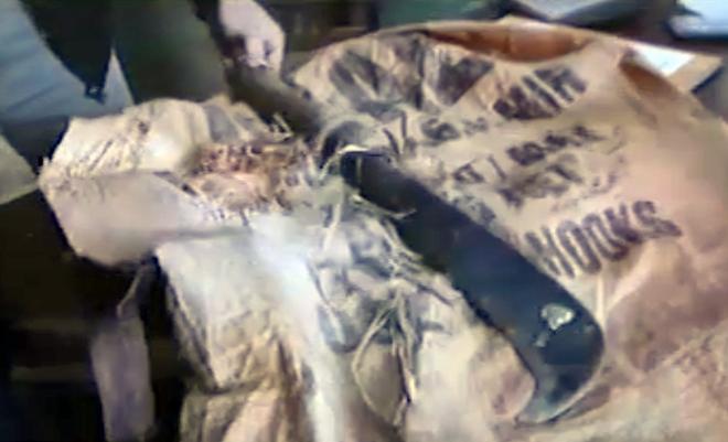 Hung khí gây án của kẻ đoạt mạng 4 người ở Hà Giang