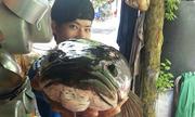 Về miền Tây xem người dân bắt cá