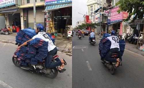 Việt Nam là nơi đào tạo những shipper đẳng cấp hàng đầu thế giới.