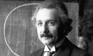 Trí tưởng tượng giúp Albert Einstein từ thất nghiệp thành thiên tài