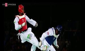 Phát âm đúng từ tiếng Anh 'taekwondo'