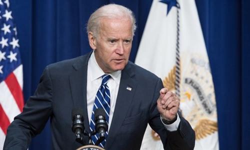 Phó tổng thống Mỹ Joe Biden. Ảnh: AFP.