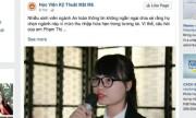 Nữ sinh hỏi học thế nào để lương khởi điểm 2.000 đôla gây sốt mạng XH