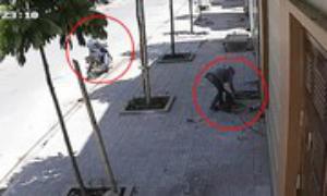 2 phút cẩu tặc ra tay tàn độc khiến con chó giãy chết