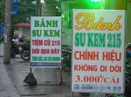 Chuyện chỉ có ở Việt Nam.
