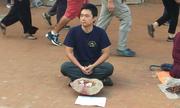 Chuyện bất ngờ khi chàng trai Việt đóng giả ăn xin ở Nepal