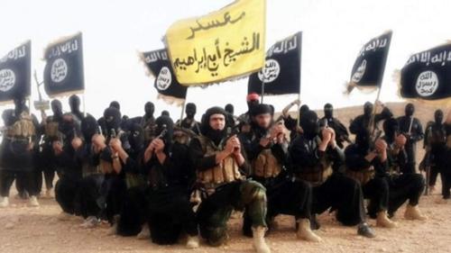Phiến quân Nhà nước Hồi giáo tự xưng (IS). Ảnh: