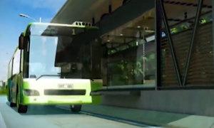 Hệ thống xe buýt nhanh ở 4 tỉnh thành Việt Nam