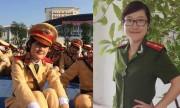 Ảnh đời thường nữ thiếu úy bị ung thư quyết sinh con xót xa mạng XH