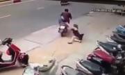 10 video cướp giật gây sốc cộng đồng