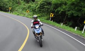 Yamaha Exciter 150 độ hầm hố của dân chơi Thái Lan